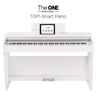The ONE Smart Piano รุ่น TOP1WH สีขาว