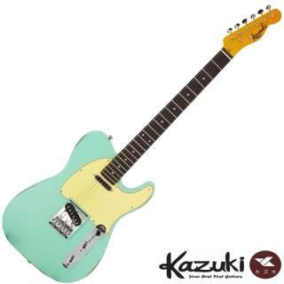 กีต้าร์ไฟฟ้า Kazuki Relic TL Retro Green