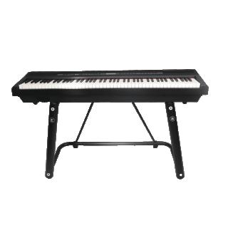 เปียโนไฟฟ้า Pastel 88 Key รุ่น P-6 สีดำ+ขาตั้ง