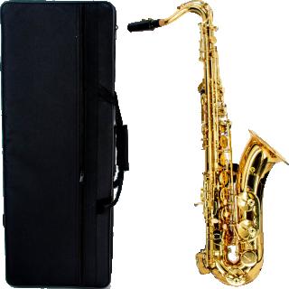 Tenor Saxophone - แซกโซโฟน เทนเนอร์ PIETRO S100T สีทอง