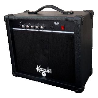 แอมป์เบส 60w Kazuki TB-60 สีดำ