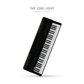 The ONE Light Keyboard รุ่น TOK1BK สีดำ